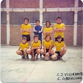 Balonmano C.J. Villajovita, equipo fundacional