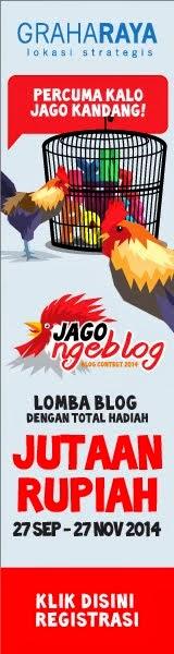 Lomba Blog Graha raya