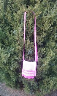Różowo mi… torebka :-)