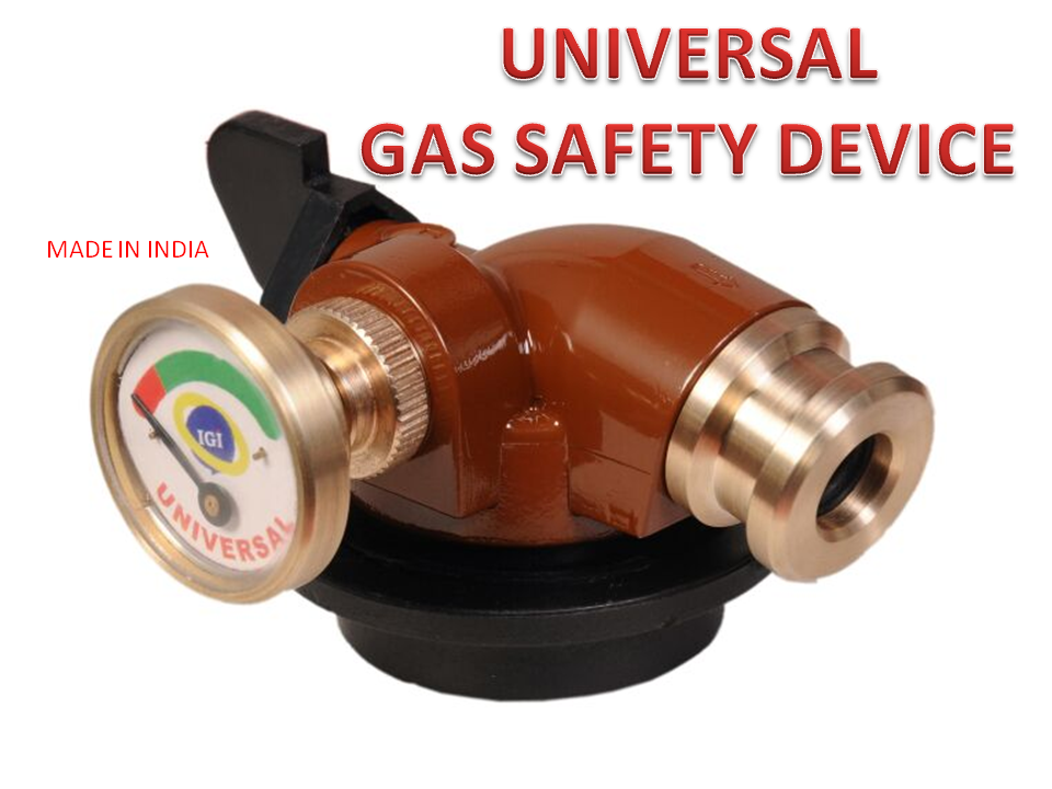 Image result for gas safety device