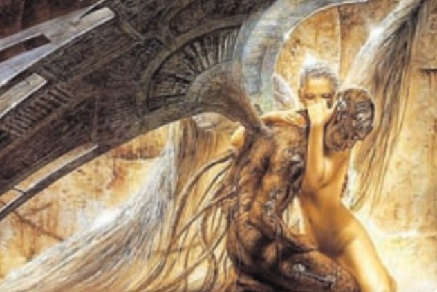 Οντα µυθικά, γεννηµένα από τους υιούς του Θεού από µία άνοµη ένωση  µε τις κόρες των ανθρώπων.