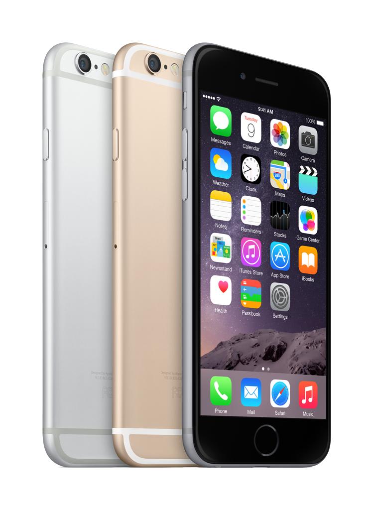Globe iPhone 6