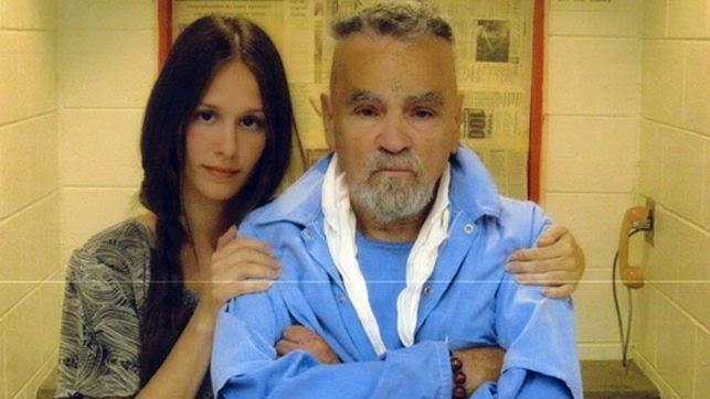 Charles Manson Girlfriend Afton Elaine Burton