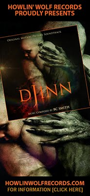 DJINN Soundtrack by BC SMITH