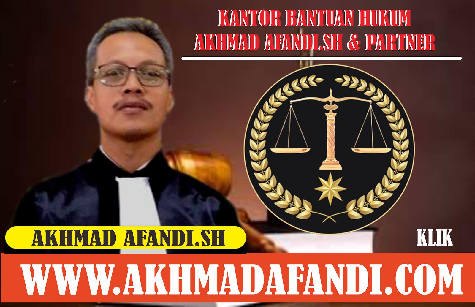 Kantor Advokat & Layanan Bantuan Hukum