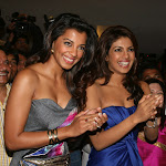 Priyanka Chopra & Mugdha Godse Showcasing Hot Cleavage