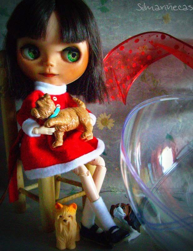 basaak doll y rastillo solidario Basauri