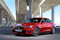 Infiniti Records Global Sales Record With Over 200 000