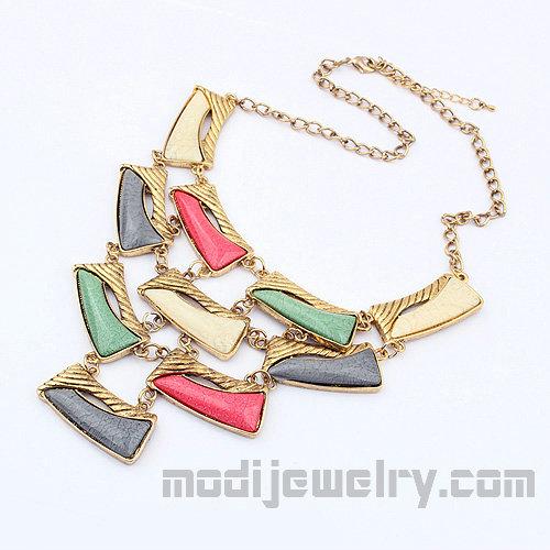 Elegant Color Vintage Necklace Fashion Jewelry Online Shop Fashion Vintage Jewelry Necklace
