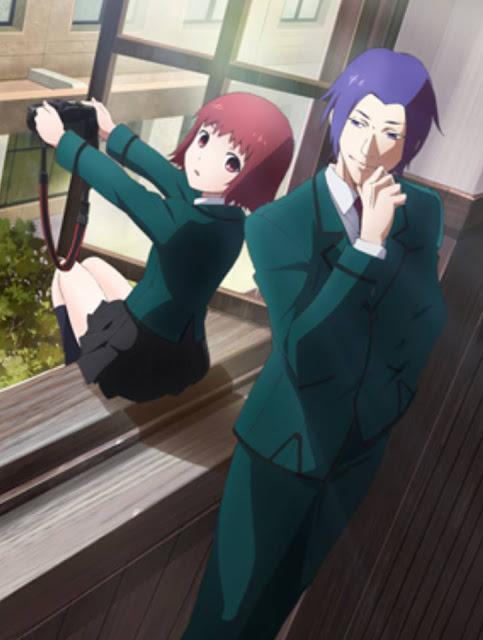 """東京喰種OVA 02[PINTO](東京喰種 トーキョーグール, Tokyo Ghoul """"Pinto"""")"""