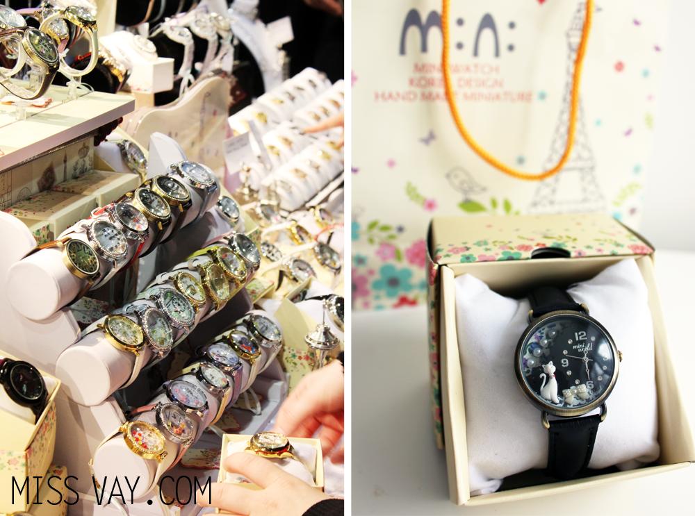 Salon National de la Femme 2014 Québec Mini Watch