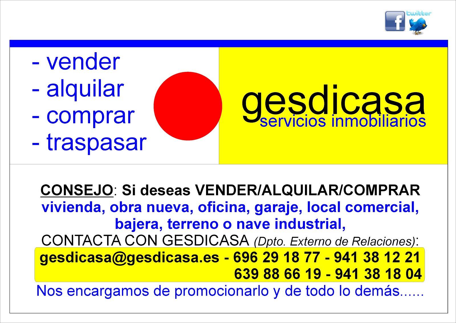gesdicasa