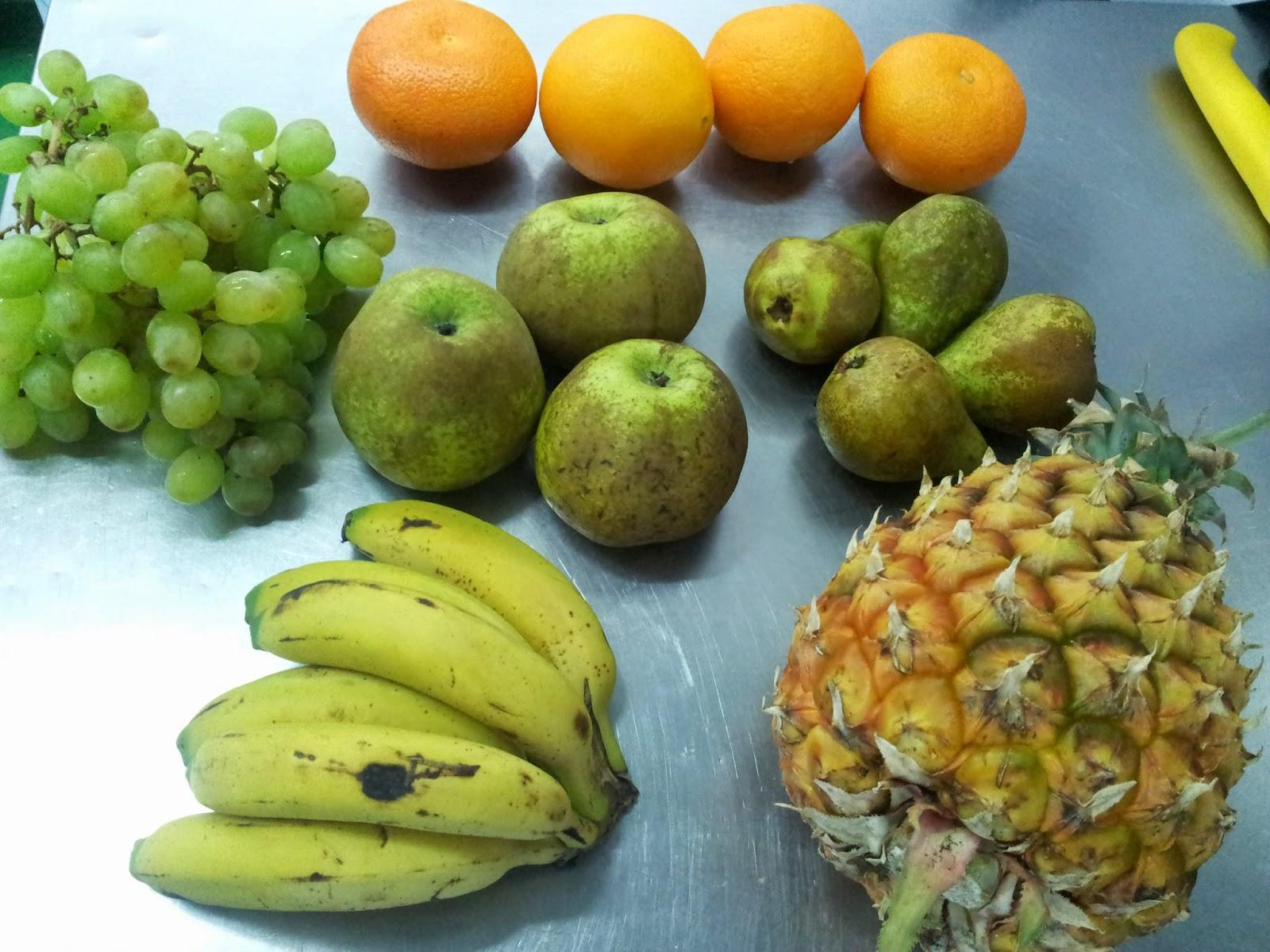C ctel de frutas multivitam nico paperblog - Como hacer coctel de frutas ...