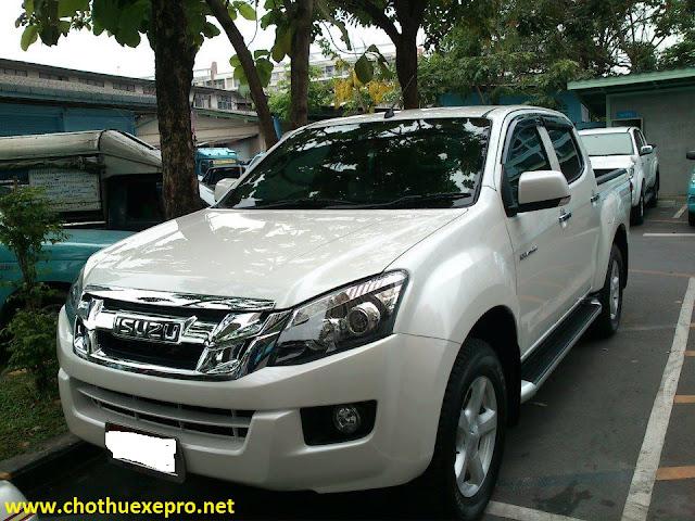 Cho thuê xe 7 chỗ Bán tải 4x4 tại Hà Nội