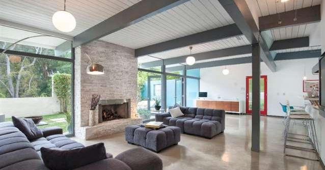 Modern Homes Los Angeles Aug 3 Mid Century Modern Open House Listings 90046