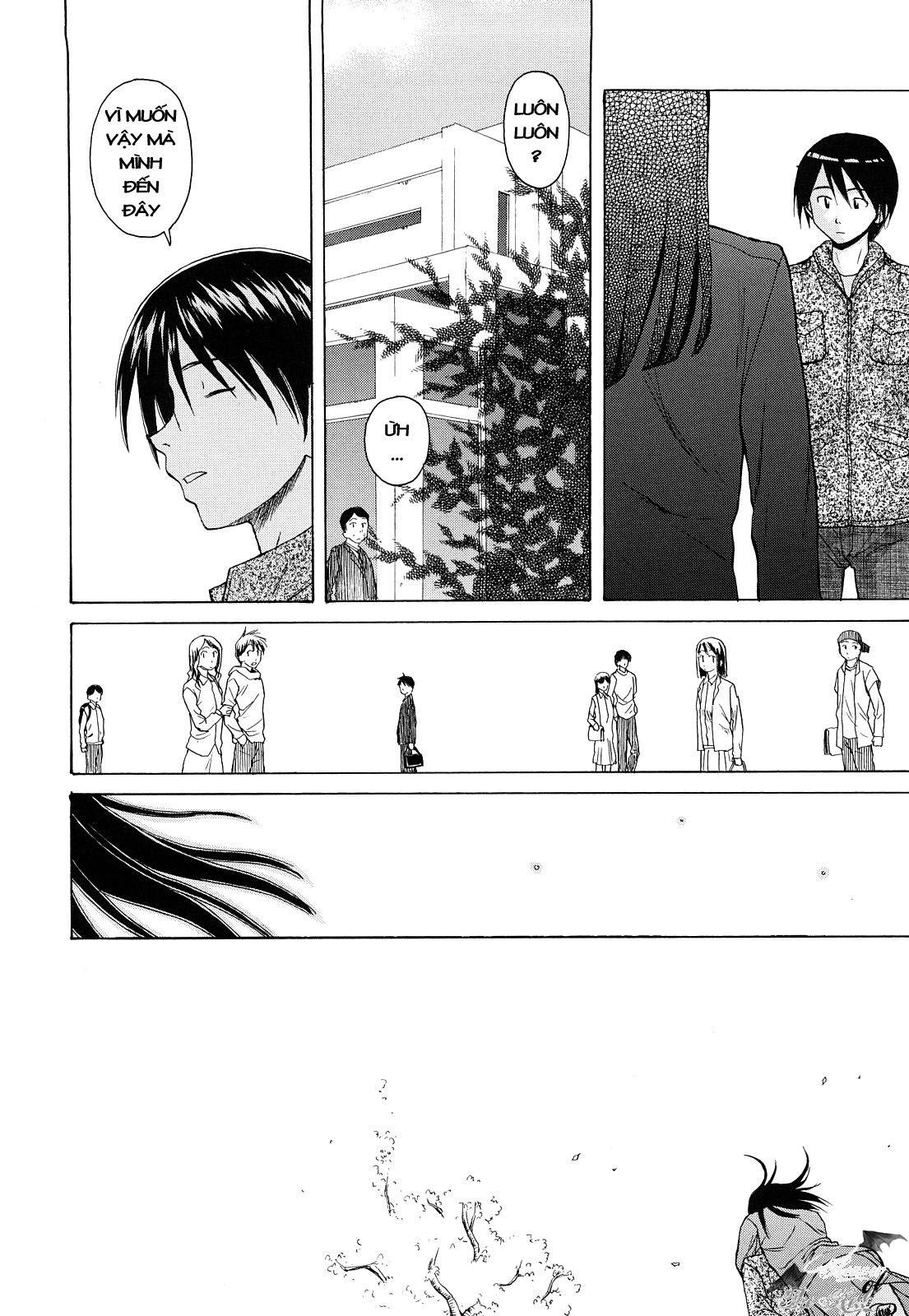 TruyenHay.Com - Ảnh 38 - Setsunai Omoi Chapter 4