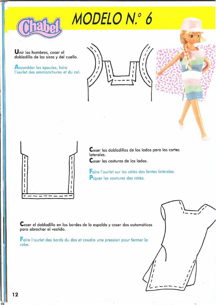 Chabel y sus amigos: Moda de Chabel