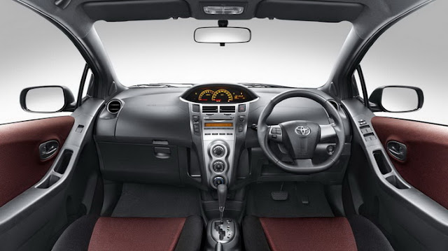 Interior Yaris Trd 2012 Automatic A/T
