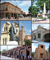 Santa Fe montage