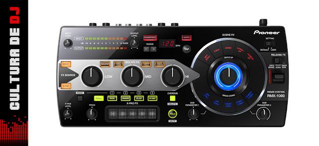 Firmware Pioneer RMX-1000