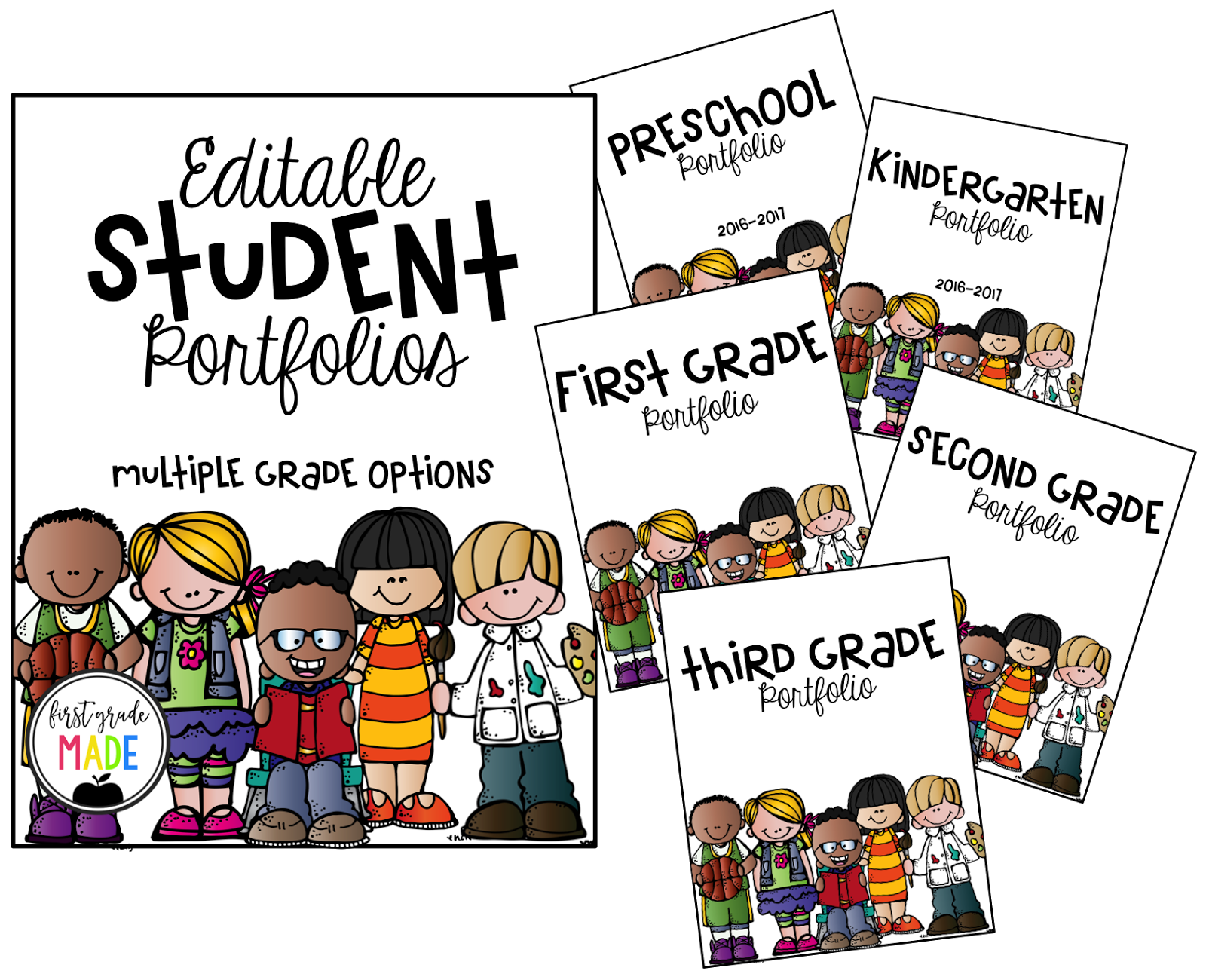 starting off the year with student portfolios