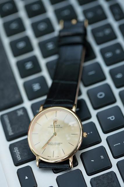 Đồng hồ rolex R130giá rẻ tại Hà Nội