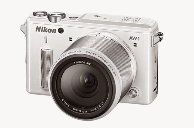 Harga dan Spesifikasi Kamera Nikon 1 AW1