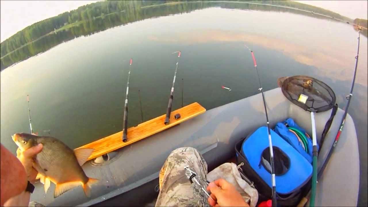 какие снасти использовать при ловле на реке