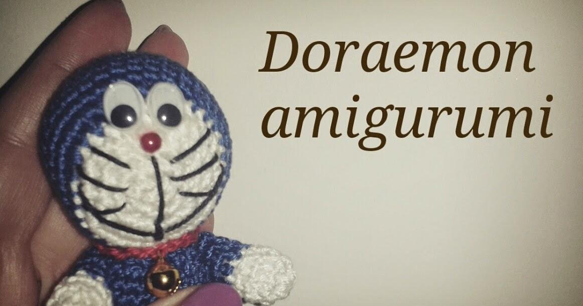 Amigurumi Doraemon Tutorial : MaryJ Handmade: Tutorial: Doraemon amigurumi