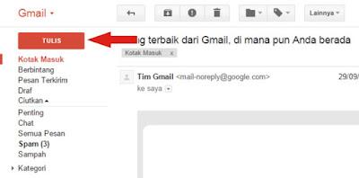 Cara Mengirim Email Dengan Mudah Di Gmail