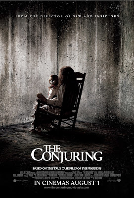 The Conjuring movie poster large malaysia