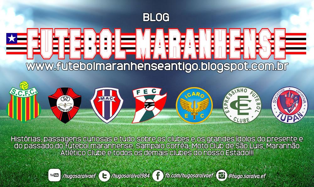 Blog Futebol Maranhense Antigo