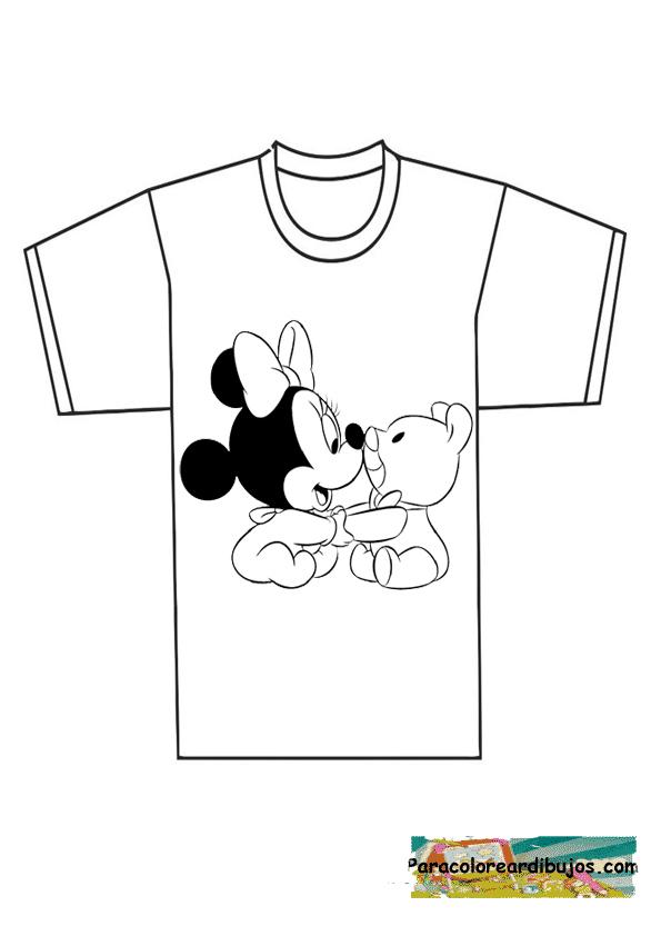 camiseta para colorear | Para colorear dibujos y dibujos