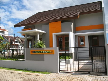 gambar desain rumah minimalis sederhana kumpulan gambar