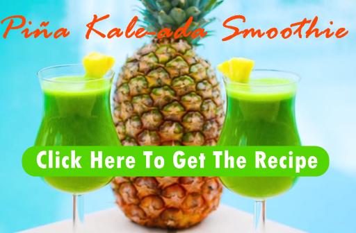 Piña Kale-ada Smoothie