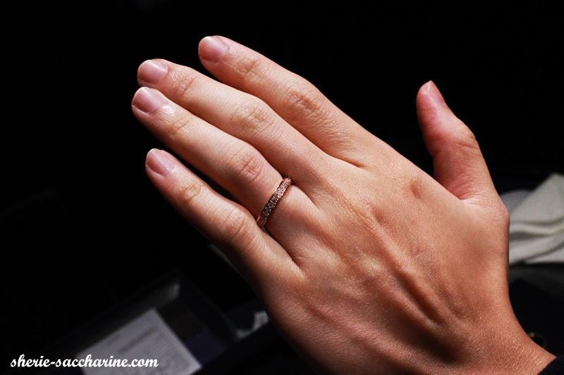 Getting My Wedding Ring Customized At ORRO