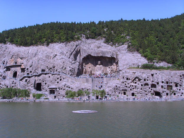 Heritage Stone Carvings of Longmen Grottoes China