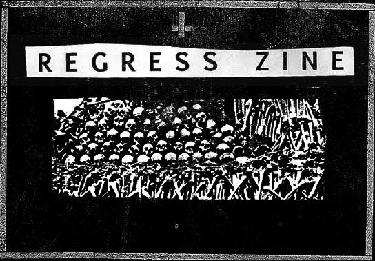 REGRESS ZINE