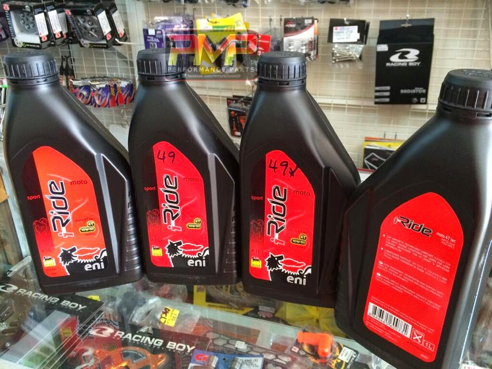 Palex Motor Parts Eni Agip 10w50 Engine Oil Full Synthetic