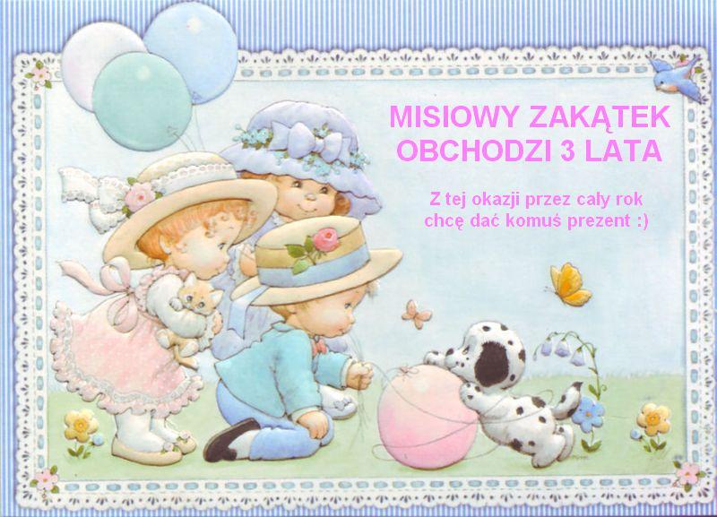 Urodzinki bloga Lidzi