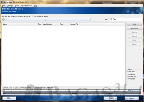 Ashampoo Burning Studio 11 Beta Full Crack 3