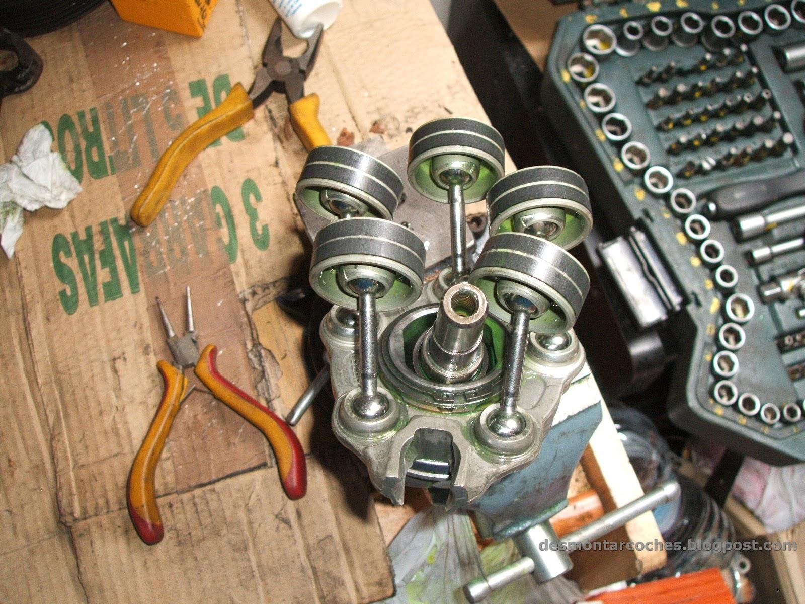 Desmontar coches fotos de tipos de compresores de aire for Como montar un aire acondicionado