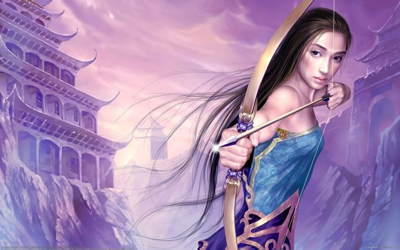 CG Art Wallpaper Tang Yuehui Artwork 09