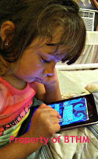 nexus 7 and kiddo