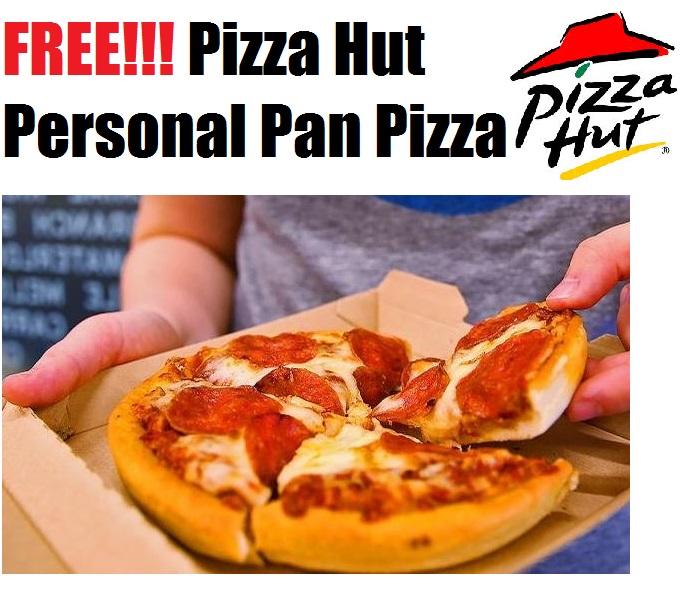 Pizza hut coupon code may 2018