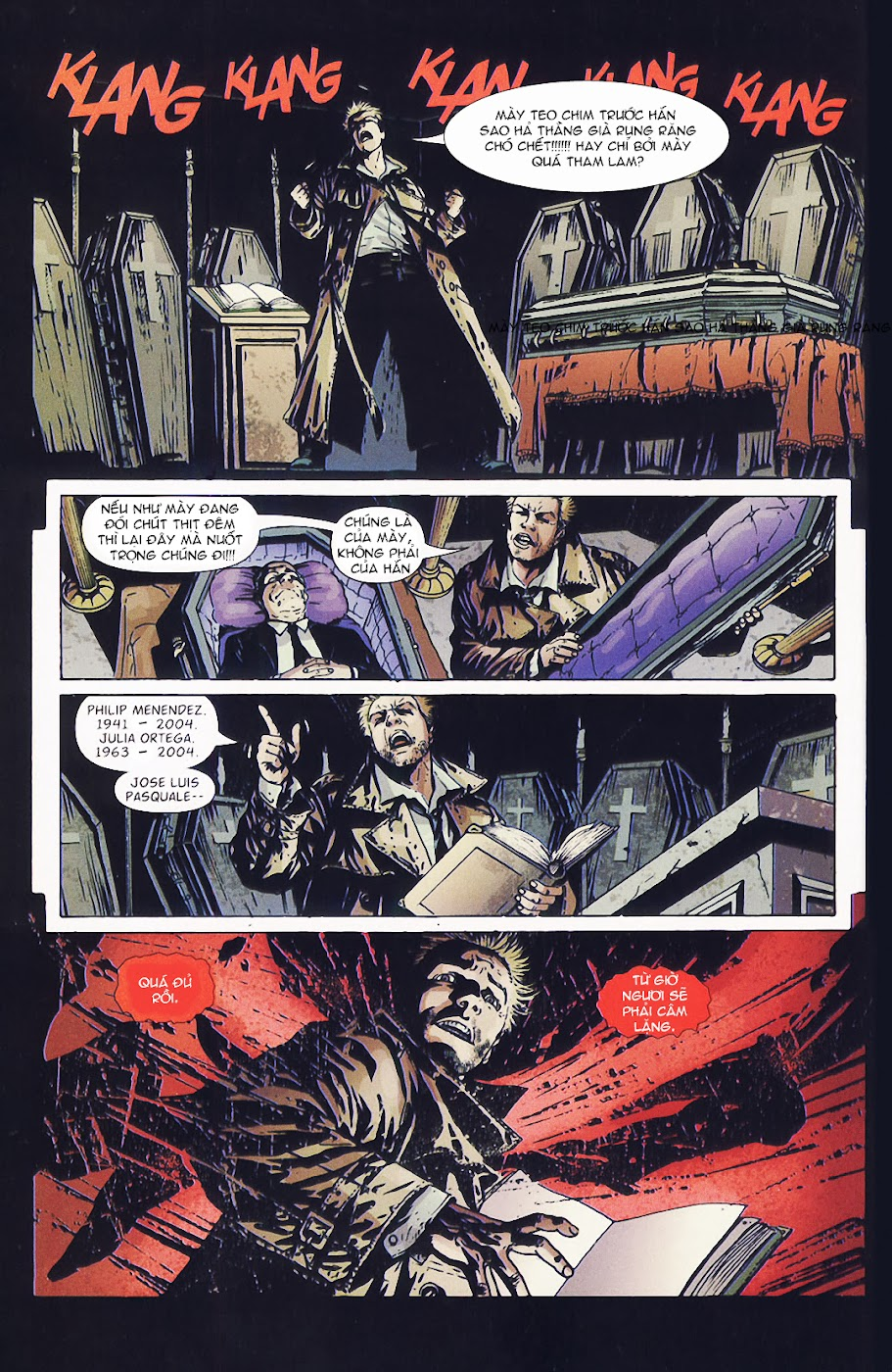 Constantine - All his engines chap 4 - Trang 21
