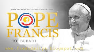 See what Pope Francis Told Buhari And Other World Leaders