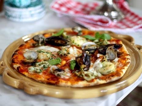 pizzadeig med bakepulver