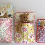 Three Bears&#39; Sleeping Bag Pattern