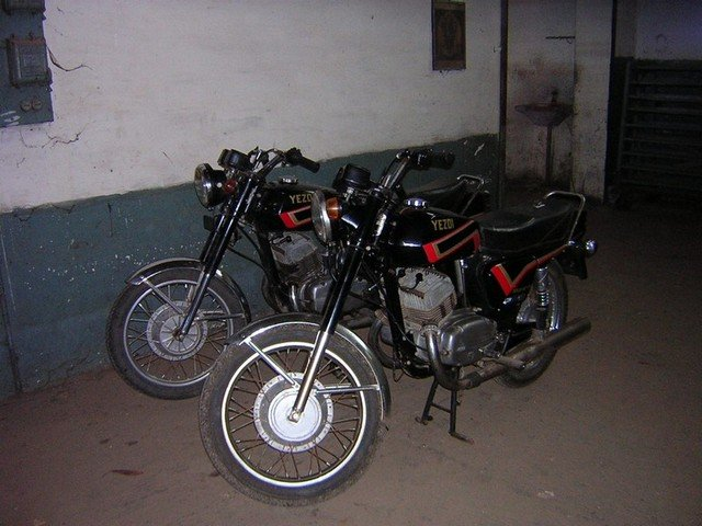 Ideal -Jawa-Motorcycles- Factory- Mysore-